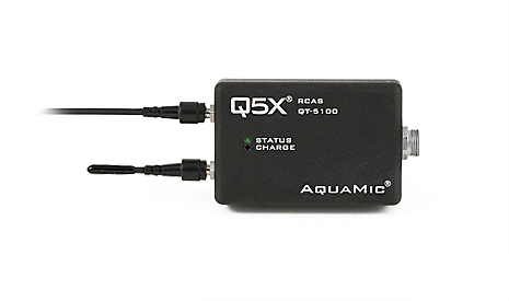 QT-5100 AquaMic – waterproof