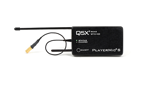 QT-5100 PlayerMic S